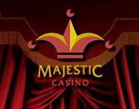 Majestic Casino: Campaña Lanzamiento