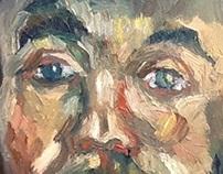 Van Gogh in my eyes