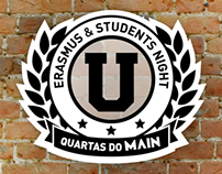 Quartas do MAIN | Erasmus & Students Night