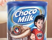 ChocoMilk Redesign