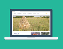 Andy Goldsworthy Online Portfolio