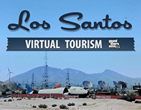 Virtual Tourism in Los Santos (GTA 5 - GTA V)