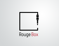 Rouge Box // Corporate Id // Logo