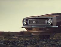 Chevrolet Camaro 1967 SS