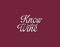 """Illustration for """"Know about wine"""""""