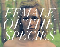FEMALE OF THE SPECIES | Promo