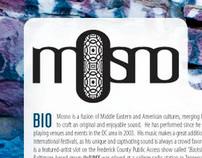mOsno - Identity Design