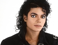 Michael Jackson Custom Website and Store