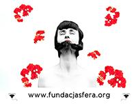 Graphics designed for festival Republika Femenina