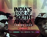 India's Tour of South Africa Teaser