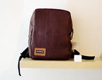 The Emissary Bag | Product design