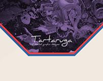 Youtube Background of Tartaruga