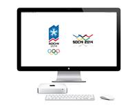 SOCHI2014 logo redesign