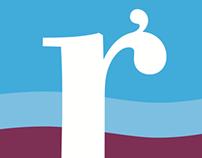 Logo design for Rhyzzo