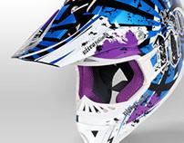 NITRO | Bedlam MX Helmet