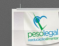 Peso Legal - Criação de layout para Banner