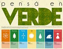 """Infografía - """"Energía alternativa"""""""