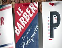 Le Barberi - Encuentro de peluqueros