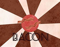 Bacon Motion Infographic