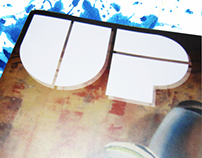 UP_Magazine_ Editorial Project_ Graphic Design!