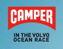 Camper in the Volvo Ocean Race