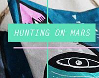 ▲HUNTING ON MARS▲