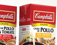 Campbell's Broths Design