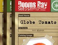 Dooms Day Seeds
