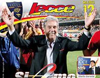 U.S. Lecce Magazine / Match Day program