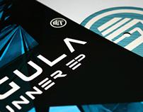"""Design/Artwork - Rregula """"Lode Runner"""" EP"""