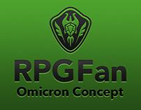 RPGFan: Omicron Concept