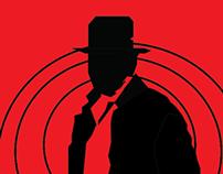 Indiana Jones Saul Bass Style Movie Poster