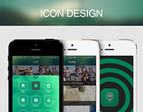 IOS7 ICON DESIGN