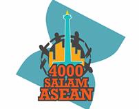 4000 Salam ASEAN