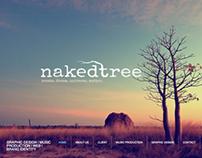 Naked Tree Media - Company Brand Identity | Graphics