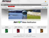 Swiftreach Networks, Inc. Website Redesign
