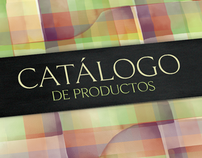 El Catador, Catalogue Design Proposal