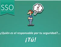 Campanha de Segurança do Trabalho - Vicunha do Equador