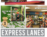 Express Lanes Gas Station and Convenient Stores