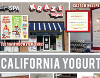 California Yogurt Kraze