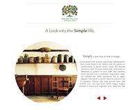 Shaker Village Web Designs