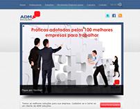 Site ADM Soluções