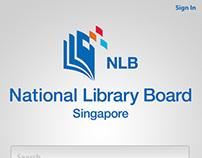 NLB IPHONE APP