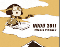 National Book Development Board (NBDB) 2011 Planner
