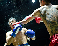 Muay Thai Singapore Challenge