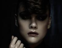 Charlotte Martyr x Solweig - Bracelet Nemesis Black