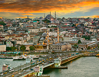Istanbul the Old Beauty