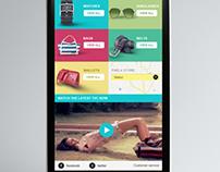 Fastrack Mobile Site