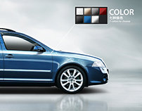 Skoda:Greenline2 website