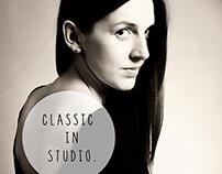 classic in studio.